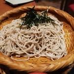 なのはな亭 - ざる蕎麦