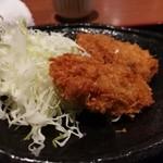 なのはな亭 - 牡蠣フライ