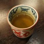 樹癒え - 茶