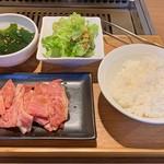 97629797 - 【ランチ】黒毛和牛焼肉定食