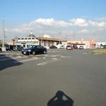 9763082 - 広大な駐車場