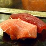 柳寿司 - まぐろ