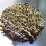 いまくら - 海鮮大阪風お好み焼き