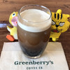 グリーンベリーズコーヒー - ドリンク写真:ニトロコーヒーtall  648円(税込)