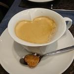 レストラン タガミ - ドリンク写真:ホットコーヒー