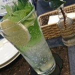 レストラン タガミ - モヒートカクテル