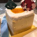 サモアール - ◆レアチーズケーキ 400円