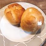 ワイズカフェ - 料理写真:サービスのシューアイス