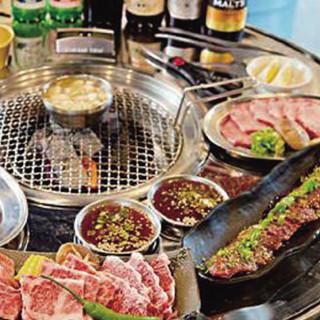 本格的な韓国料理
