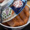 たけだ - 料理写真:2018.11 ジャンボソースカツ丼(1,930円)信州SPF豚のリブロース ご飯少なめ