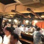 夜空のジンギスカン - 店内は常に満席!!!