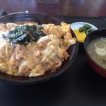 三星食堂 - 料理写真:親子丼
