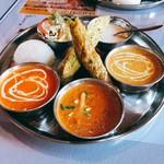 インディアン・レストラン Taz Mahal - C SPECIAL LUNCH