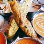 インディアン・レストラン Taz Mahal - シークカバブ