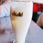インディアン・レストラン Taz Mahal - ラッシー