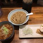Meigenso - 野菜味噌つけ麺(大盛り)