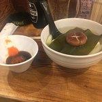いっ夫 - 湯豆腐