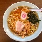 ヨット食堂 - ラーメン 350円 (◍ ´꒳` ◍)b