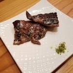 はつね寿司 - 秋刀魚の焼き物
