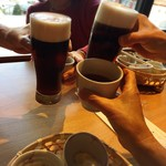 97649152 - ハーフ&ハーフビールは630円