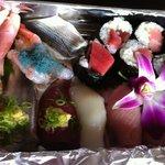 鮨 魚樹 - お土産のお寿司