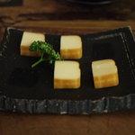 燻製キッチン - 2011/09 燻製チーズ