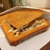 カンザイパン本舗 - 料理写真:揚げたての棺材板「ハムカツ」! 丁寧な作り、美味しいです。 税込330円。
