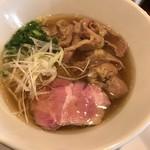 97650103 - 牛塩らぁ麺   750円