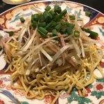 亜細亜 - 広東ローメン 葱油とねぎたっぷり!