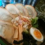 札幌ラーメン熊吉 - 味噌チャーシュー