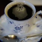 K's cafe  - ランチコーヒー