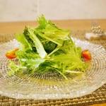 97656561 - こだわり野菜のプロスペロサラダ