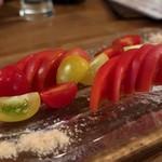 炭焼笑店 陽 - フルーツトマト