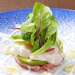 ばんざいや - 料理写真:季節のカルパッチョ