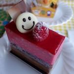 ボンボンガトー - 料理写真:(2018/9月)「フランボワズショコラ」