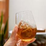 チャヤ ナチュラル&ワイルドテーブル - 梅酒