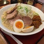 唐麺や十兵衛 - 料理写真: