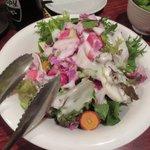 たまりば - 湘南野菜のグリーンサラダ2018.11.26