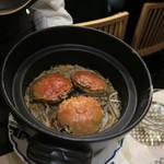 ginzayamanobeedochuuka - 30年12月 上海蟹炊込み御飯