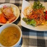 97670522 - 温野菜・サラダ・スープ