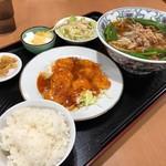東京食堂 - 料理写真:エビチリ定食