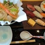 鮨 玉かがり 天ぷら 玉衣 - 料理写真: