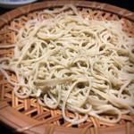 三合菴 - すっきり香りがよいお蕎麦