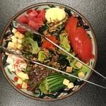 いち膳 - サラダ