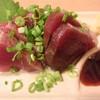 みふく - 料理写真:かつお刺身