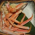 北海道はでっかい道 オホーツクの恵み 湧別町 - 茹でずわい蟹