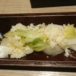 北海道はでっかい道 オホーツクの恵み 湧別町 - 白菜漬け山わさび