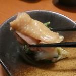 地鶏と個室居酒屋 よし河 -  名古屋コーチンのすき焼き鍋税抜1590円の名古屋コーチン
