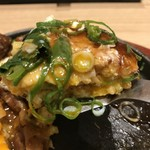 大阪お好み焼き 清十郎 - 肉玉焼