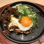 大阪お好み焼き 清十郎 - 肉玉焼、1,480円(税別)